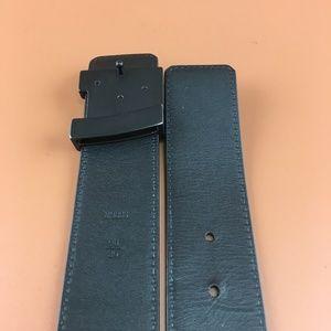 Louis Vuitton Accessories - Preowned LV Damier Graphite 40mm Initials Belt